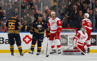 Sabres rally late to beat Red Wings in OT