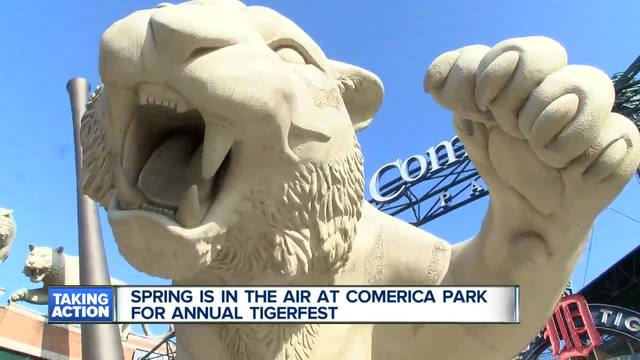 Spring is in the air at TigerFest