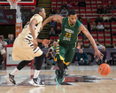 Wright State cruises past Oakland
