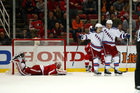 Miller's OT goal lifts Rangers over Red Wings