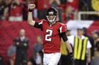 Falcons rout Packers to win NFC title