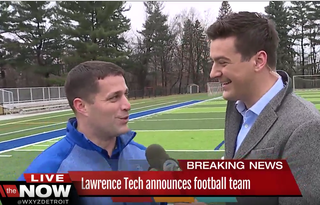Lawrence Tech to begin playing football in 2018