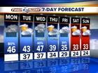 FORECAST: Soupy, wet morning drive