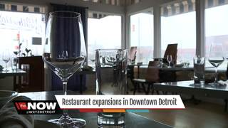 Restaurant business booming in Detroit