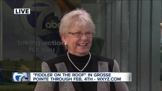 """""""Fiddler on the Roof"""" in Grosse Pointe"""
