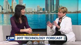 IT professor shares 2017 technology forecast