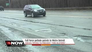 Pothole Patrol: Viewer concerns taken to crews