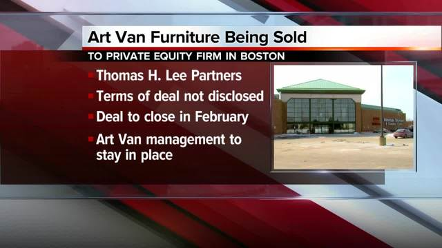 Art Van Furniture Being Sold To Private Equity Firm Fox 47 News Wsym Lansing Jackson