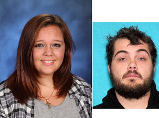 Runaway teen believed to be with man