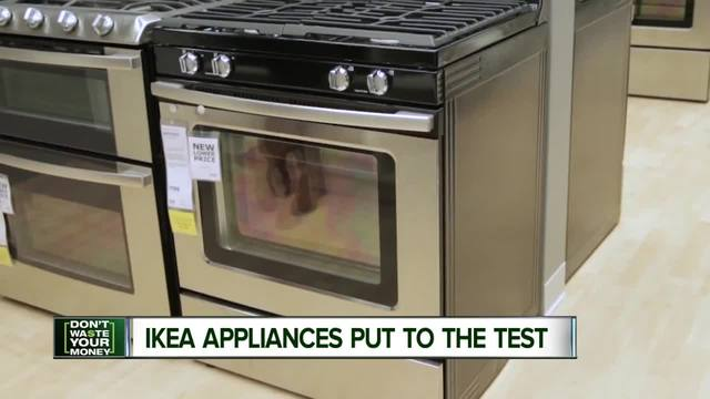 Consumer Reports puts IKEA appliances to the test