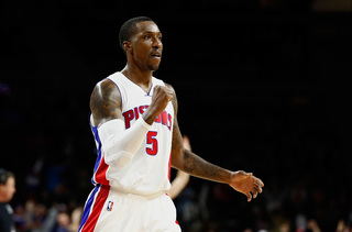 Pistons renounce rights to Caldwell-Pope
