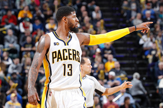 George's 21 leads Pacers to 6th straight win