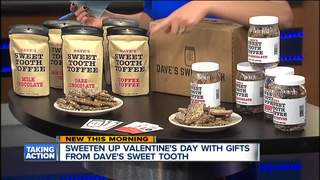Valentine's Day gifts from Dave's Sweet Tooth