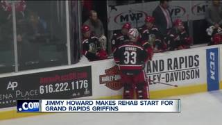Howard to make second start in Grand Rapids