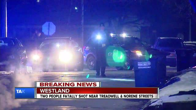 Two men fatally shot in Westland