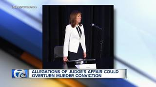 Allegations about judge may affect murder case