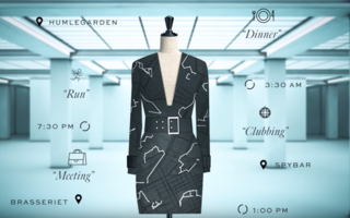 App studies you to design customized dress
