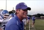 Longtime CC football coach Tom Mach retires