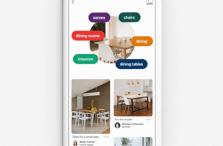 New visual search tool coming to Pinterest app