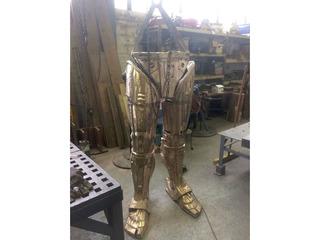 PHOTOS: Detroit RoboCop statue coming to life