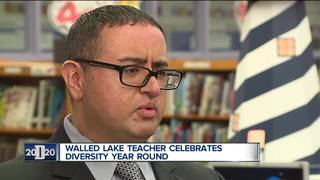 Local Principal puts diversity first