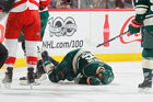 Nyquist suspended 6 games for high-stick