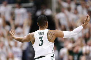 Ellis' 3-pointers help MSU beat Ohio State