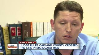 Judge orders charges dropped in Oakland bust
