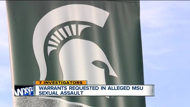 MSU Police submits request for arrest warrants in sexual assault investigation