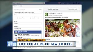 Facebook wants you to apply for jobs on its site