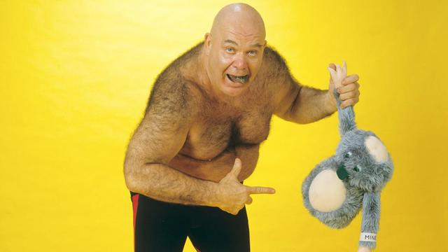 Former turnbuckle biter George 'The Animal' Steele, 79, dies