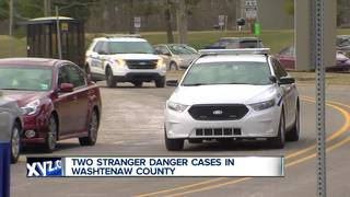 Reports of stranger danger in Washtenaw County