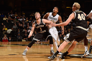 Haymond's double-double leads WMU over EMU
