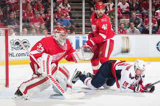 Zetterberg scores in SO; Red Wings beat Capitals