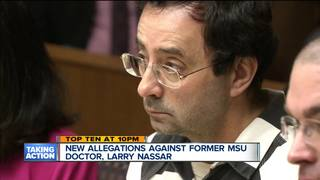 Lawyer: 150+ victims may be tied to Nassar case