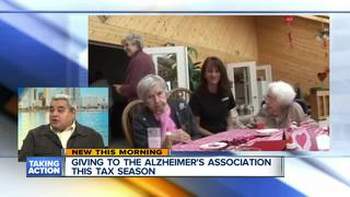 Fighting Alzheimer's disease with your taxes