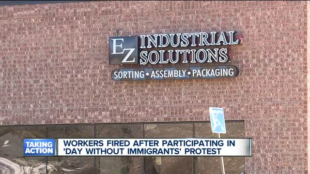 Image result for 20 immigrants fired day without immigrants