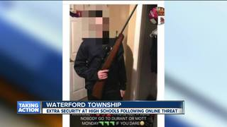 Waterford schools: Threatening post a hoax