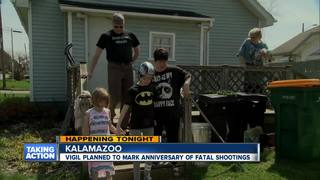 Kalamazoo victims to be honored, one year later