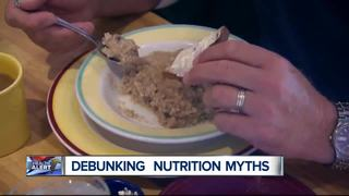 Nutirition myths that are hurting your fitness