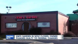 Popular Novi restaurant Kim's Garden closes