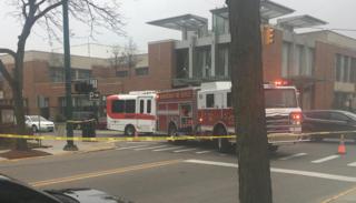 Buildings evacuated in Birmingham over gas leak