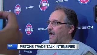 Van Gundy, Drummond address trade rumors
