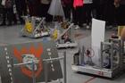 MI FIRST Robotics challenges, inspires students