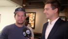 VIDEO: Wahlberg surprises Detroit restaurant