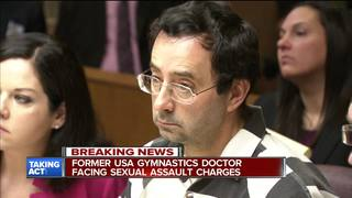 Gymnastics doctor facing new sex assault charges