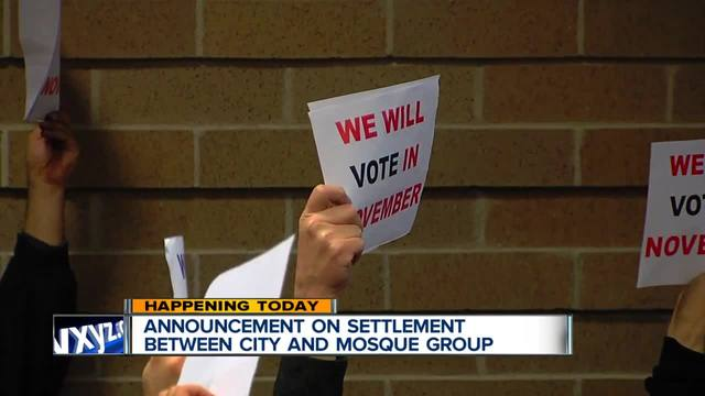 Sterling Heights to discuss settlements related to blocked mosque build