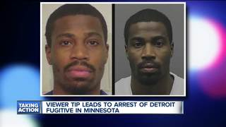 Detroit's Most Wanted fugitive captured in MN