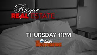 Thursday at 11: Risque real estate