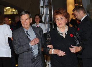 Joanne Lindsay, wife of Ted Lindsay, dies at 81